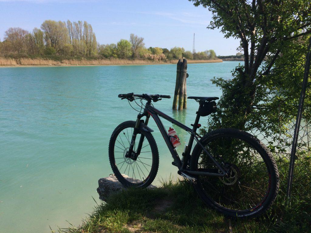 escursioni in bici a bibione