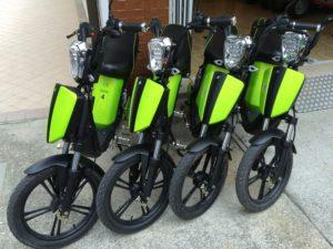 noleggio bici bibione