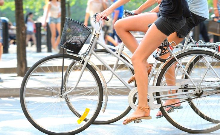 noleggio biciclette a bibione